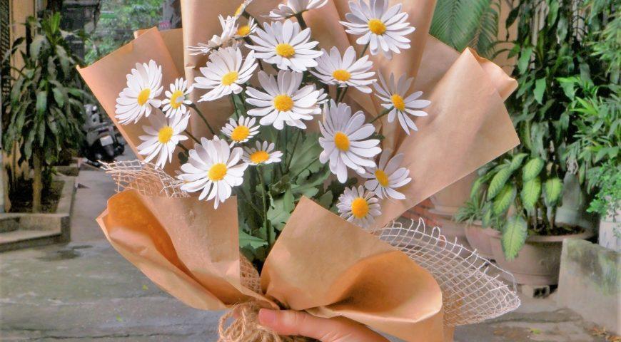 Tháng 10 hoa cúc – Hoa của sự tốt lành