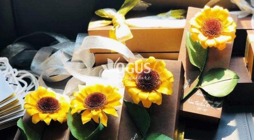 Nắm bắt ngay xu hướng quà tặng đậm chất riêng cho doanh nghiệp
