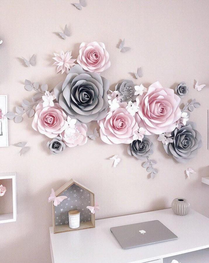 Xem ngay những ý tưởng khung hoa treo tường thú vị cho không gian của bạn